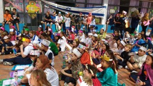 Purim in Rosario, Argentina
